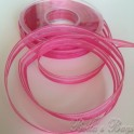 Pink Stripe Ribbon