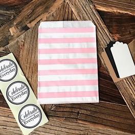 Sailor Stripe Light Pink